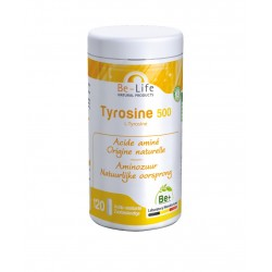 Tyrosine 500 be life gel 120