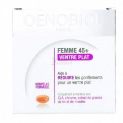 Oenobiol Femme 45+ Ventre Plat boite de 60 capsules