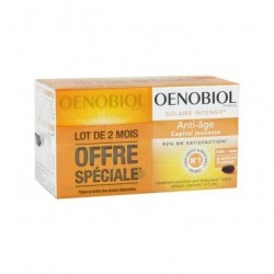 Oenobiol Solaire Intensif Anti-Age Lot de 2 x 30 capsules