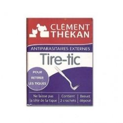 Clément Thékan Tire-Tic x2 crochets