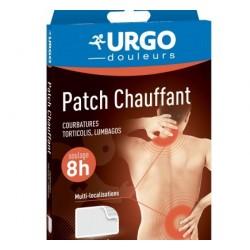 URGO PATCH CHAUFFANT MULTI-LOCALISATIONS (boite de 2 patchs)
