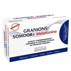 GRANIONS SOMDOR+ MELATONINE - 15 COMPRIMES