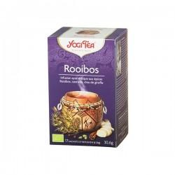 YOGI TEA ROOIBOS - 17 SACHETS