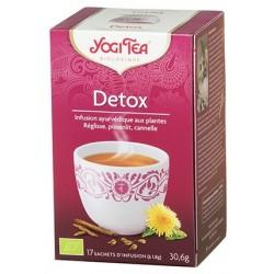 YOGI TEA DETOX - 17 SACHETS
