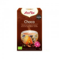 YOGI TEA CHOCO - 17 SACHETS