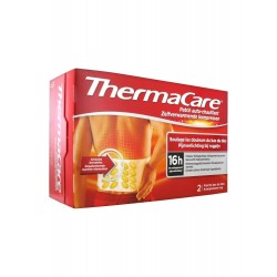 THERMACARE PATCHS AUTO-CHAUFFANTS - 2 PATCHS BAS DU DOS