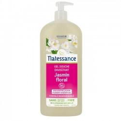NATESSANCE GEL DOUCHE ENVOÛTANT AU JASMIN - 1 L