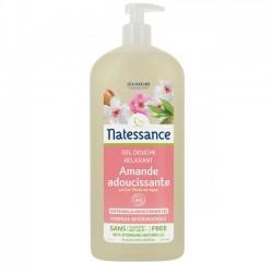NATESSANCE GEL DOUCHE RELAXANT A L'AMANDE ADOUCISSANTE - 1 L