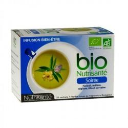 NUTRISANTE INFUSION BIEN-ÊTRE - SOIREE