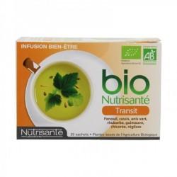 NUTRISANTE INFUSION BIEN-ÊTRE - TRANSIT