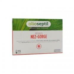 OLIOSEPTIL - GELULES NEZ-GORGE - 15 GELULES