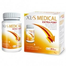 XLS MEDICAL EXTRA FORT 120 COMPRIMES