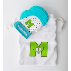 MALARKEY KIDS - MITAINE DE DENTITION - TURQUOISE
