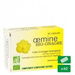 Oemine Bio-onagre – 60 capsules