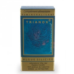 TRIANOX BTE 60 ALGUES SILICIÉES (protection ostéo-articulaire)