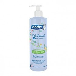 DODIE - GEL LAVANT 3 EN 1 BIO - 500 ML