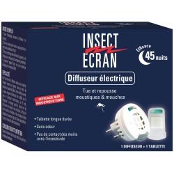 INSECT ECRAN - DIFFUSEUR ELECTRIQUE