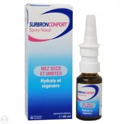 SURBRONCONFORT Spray nasal nez sec et irrités 20ml