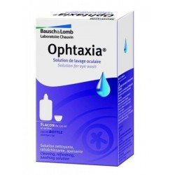 BAUSCH + LOMB - OPHTAXIA SOLUTION - 120 ML