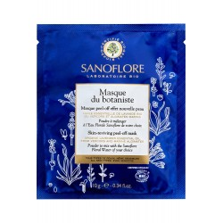 SANOFLORE - MASQUE DU BOTANISTE - 1 MASQUE PEEL-OFF