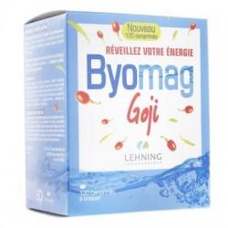 Lehning Byomag Goji 42 comprimés à croquer