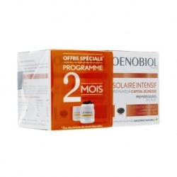 OENOBIOL - SOLAIRE INTENSIF PREPARATEUR CAPITAL JEUNESSE - LOT DE 2 X 30 CAPSULES