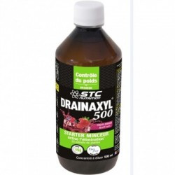 STC NUTRITION - DRAINAXYL 500 THE PÊCHE - 500 ML