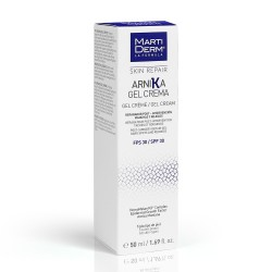 MARTI DERM - SKIN REPAIR - GEL CREME ARNICA - 50 ML