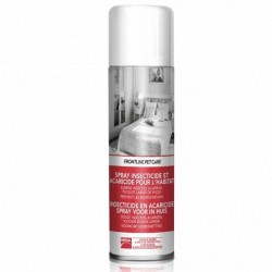 FRONTLINE PET CARE - SPRAY INSECTICIDE ET ACARICIDE POUR L'HABITAT - 250 ML