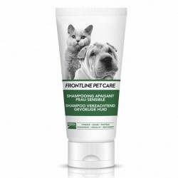 FRONTLINE PET CARE - SHAMPOOING APAISANT PEAU SENSIBLE - 200 ML