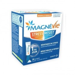 MAGNEVIE - STRESS RESIST - 30 SACHETS