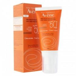 AVENE - CREME SOLAIRE TEINTEE SPF 50+ - 50 ML