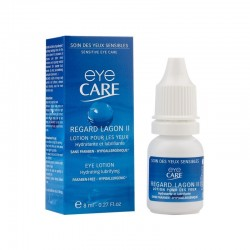 EYE CARE COSMETICS - REGARD LAGON II - SOLUTION OCULAIRE - 8 ML