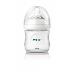 AVENT - BIBERON NATURAL 1M+ 260 ML - FLAMANT ROSE