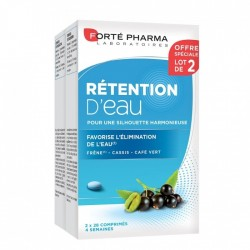FORTE PHARMA - RETENTION D'EAU - LOT DE 2 X 28 COMPRIMES
