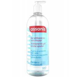 ASSANIS - GEL ANTIBACTERIEN FAMILY - 980 ML