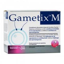GAMETIX M + Q10 - 30 SACHETS