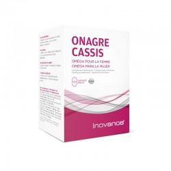 INOVANCE - ONAGRE CASSIS - OMEGA POUR LA FEMME - 100 CASPULES