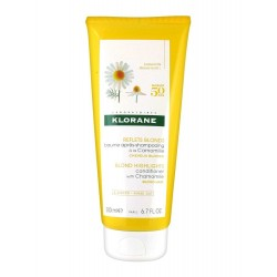 KLORANE - BAUME APRES-SHAMPOOING A LA CAMOMILLE - REFLETS BLONDS - 200 ML