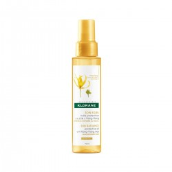 KLORANE - SOIN SOLEIL - HUILE PROTECTRICE A LA CIRE D'YLANG-YLANG - 100 ML