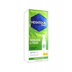 HEXATOUX SPRAY - GOUT MIEL - 30 ML