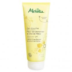 MELVITA - Crème de douche pétales de roses & miel d'acacia - 200ml
