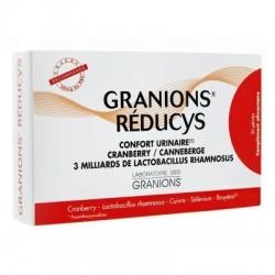GRANIONS - REDUCYS - CONFORT URINAIRE - 30 GELULES