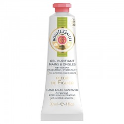 ROGER & GALLET - GEL PURIFIANT MAINS & ONGLES - FLEUR DE FIGUIER - 30 ML