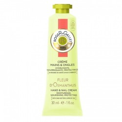ROGER & GALLET - CREME MAINS & ONGLES - CEDRAT - 30 ML