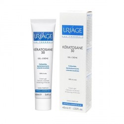 URIAGE - KERATOSANE 30 - GEL-CREME - 75 ML