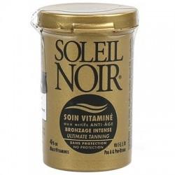 SOLEIL NOIR - SOIN VITAMINE BRONZAGE INTENSE - SANS FILTRE - 20 ML