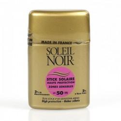 SOLEIL NOIR - STICK SOLAIRE TRES HAUTE PROTECTION SPF50+ - 10 G