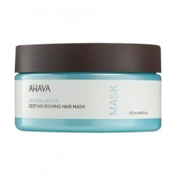 AHAVA - DEADSEA WATER - MASQUE NOURRISSANT INTENSE CHEVEUX - 250 ML