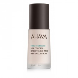 AHAVA - TIME TO SMOOTH - SERUM ANTI-ÂGE ECLAT ET RENOUVELLEMENT CELLULAIRE - 30 ML